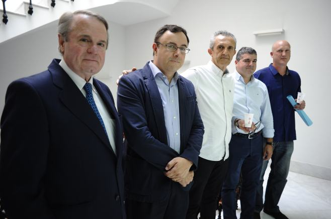 18/05/2017 - Valencia: Rueda de prensa M—n Orxata. DANIEL DUART.